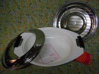 揚げ物、鍋と使い方イロイロ *