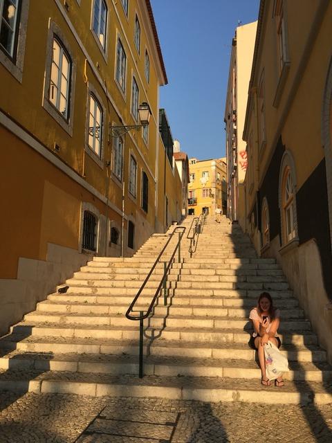 リスボン旅行とキャッテリーのクー。