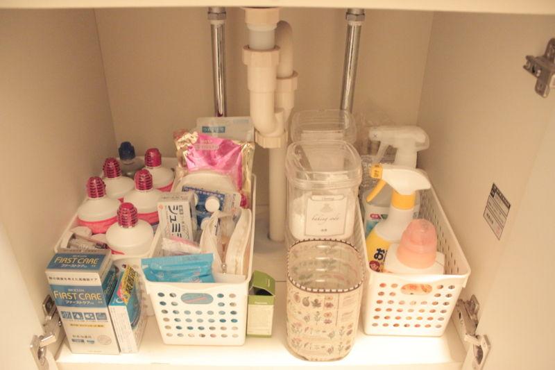 断捨離ブログ 断捨離洗面台 洗面台収納 ミニマリスト洗面台 ミニマリストブログ