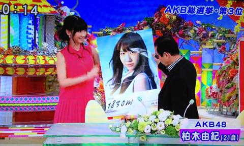 AKB48 柏木由紀 ゆきりん