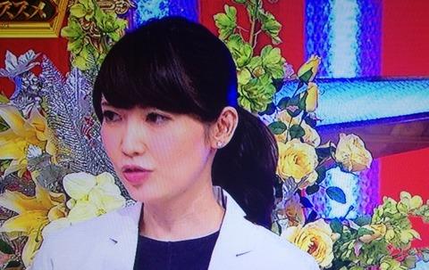 友利新 医師 ミス日本