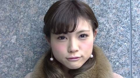 松川佑依子 Facebook 広告 Omiai 14