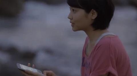 桑田佳祐さん ドコモ CM 清水くるみ docomo