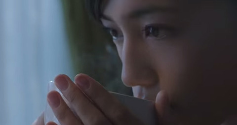 川口春奈-クノール-CM10