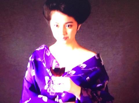 柳ゆり菜 サントリー 太陽ワイン マッサン NHK モデル
