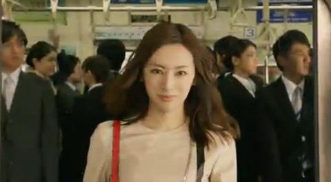 北川景子 金麦 クリアラベル CM