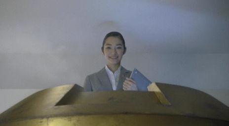 吉田沙世 住友生命 CM 相葉雅紀 未来診断 ストライク スプライト