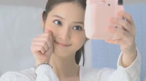 +チェキ FUJIFILM 富士フイルム 佐々木希