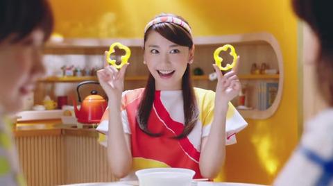 ガッキー チキンラーメン CM 01