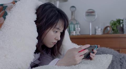 新垣結衣NintendoガッキーCM
