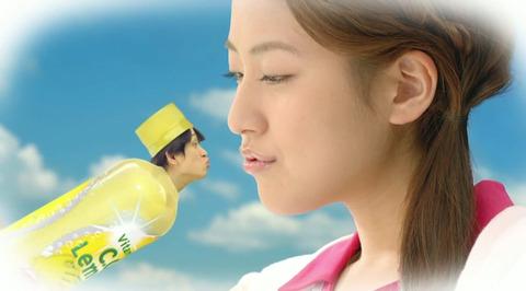 C.C.Lemon CM 池澤あやか 中村絢香 松尾美咲 中川美樹 マキフジタ