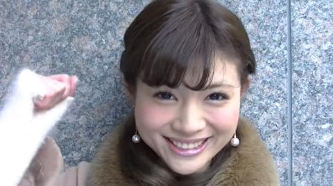 松川佑依子 Facebook 広告 Omiai 15