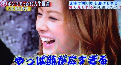ホンマでっかTV 北川景子
