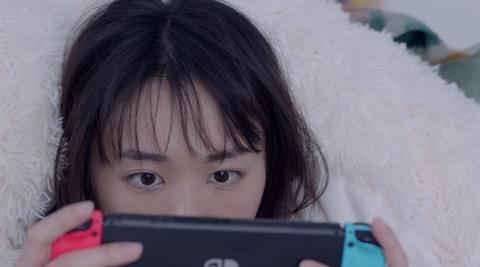 新垣結衣NintendoガッキーCM3