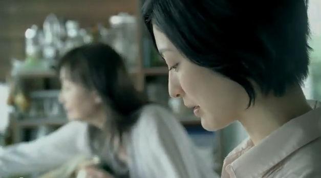 奥田恵梨華 バファリンA CM H.I.S. 平泉成 変わらぬ美しさで、ハンパない透明感。肌がキ