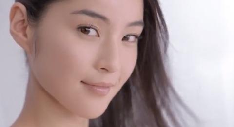 資生堂 IHADA CM LISSA リサ モデル ワタシプラス