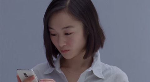 小野ゆり子 DeNA チラシル CM c