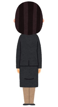 stand_businesswoman_back