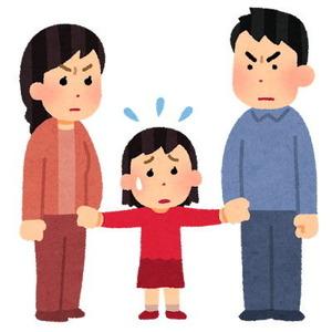 親権争い【家族】