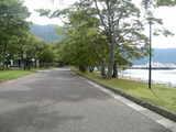 十和田湖、湖岬歩道
