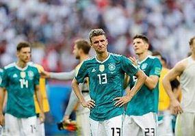ドイツ敗退