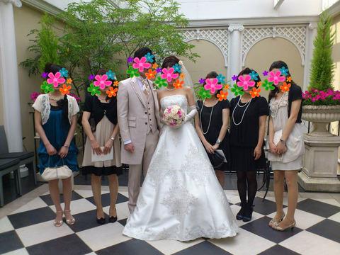 ... のblog : 結婚式で着たいドレス