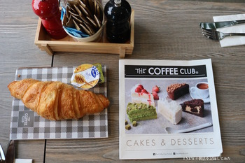 The Coffee Club クロワッサン