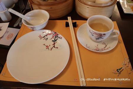 香港迪士尼 PLAZA INN Restaurant~廣場飯店~ 食器
