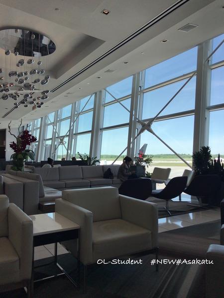 National Bank World MasterCard Lounge モントリオールラウンジ 中3