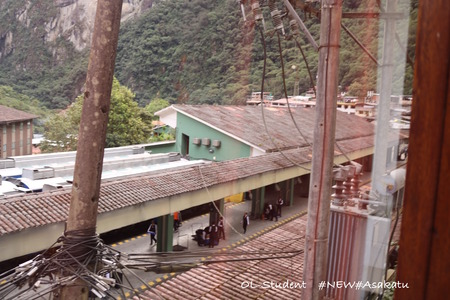 Seven Mapi Hotel 部屋からの風景