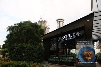 The Coffee Club 外観