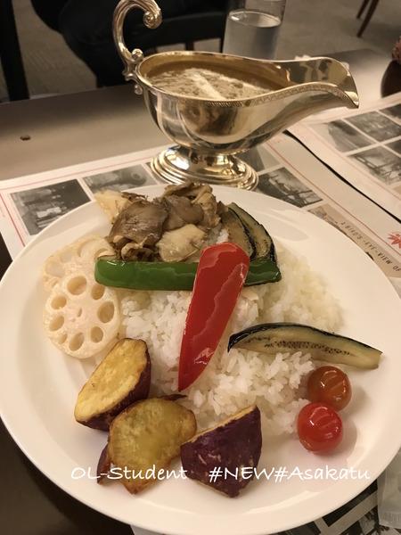 日光金谷ホテル 野菜カレー
