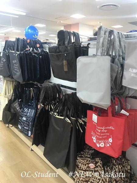 DAISOアルカキット錦糸町店9 カバン