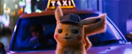 Ditective Pikachu