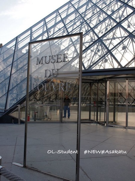 Musee du Louvre 1