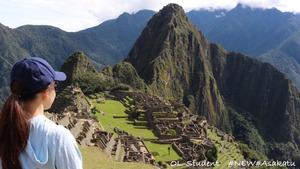 MachuPicchu マチュピチュ Peru