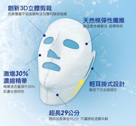 自分用にDr's Formulaマスク