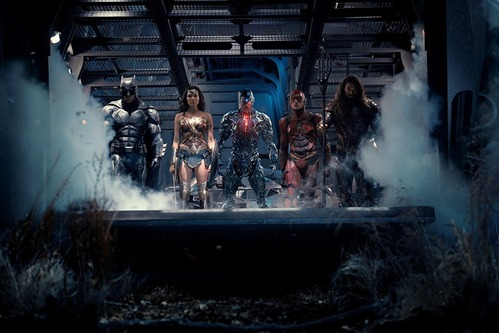 JUSTICE LEAGUE ジャスティスリーグ