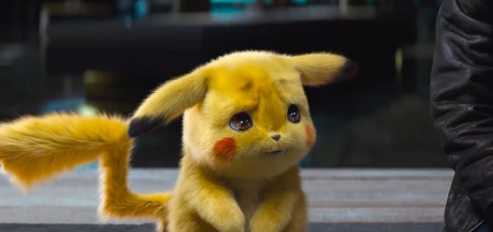 Ditictive Pikachu