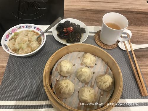 台湾料理研究所 小籠包 ワンタン キクラゲ