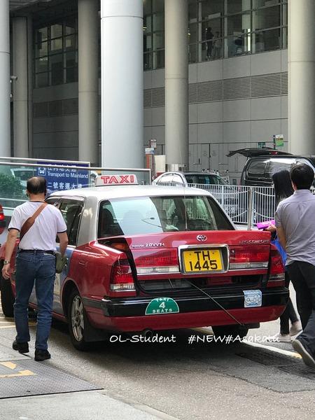 香港空港 タクシー