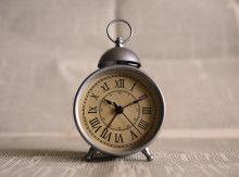 https://www.pexels.com/photo/clock-alarm-clock-c