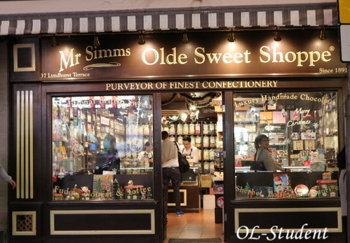 Mr Simms Old Sweet Shoppe