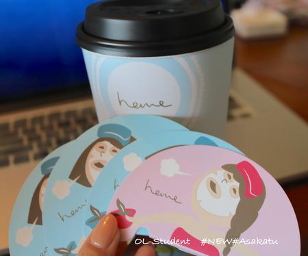 台湾茶のフェイスホットマスク 紙