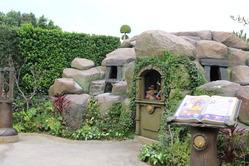 Fairy Tale Forest -リトルマーメイド 風景