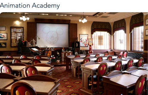 HKDL Animation Academy