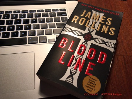A SIGMA FORCE NOVEL BLOOD LINE