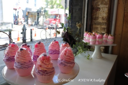 SOAP CHERIE cup cake 2