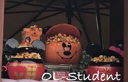 上海ディズニーランド ポップコーンケース