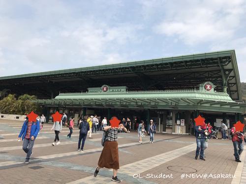 香港ディズニー  MTR駅